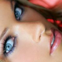 Секреты макияжа голубых глаз