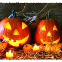 Хэллоуин вечеринка,страшный но веселый праздник