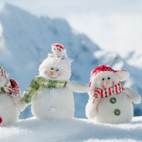 Зимние Веселые старты на улице: игры и конкурсы.