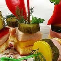 Рецепты канапе — большая коллекция для праздника