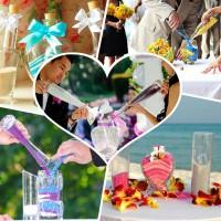 Песочная церемония на Свадьбе. Красиво и эффектно!