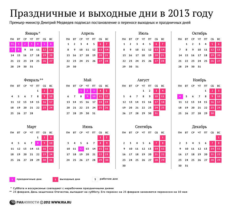 Календарь Май 2012 Г