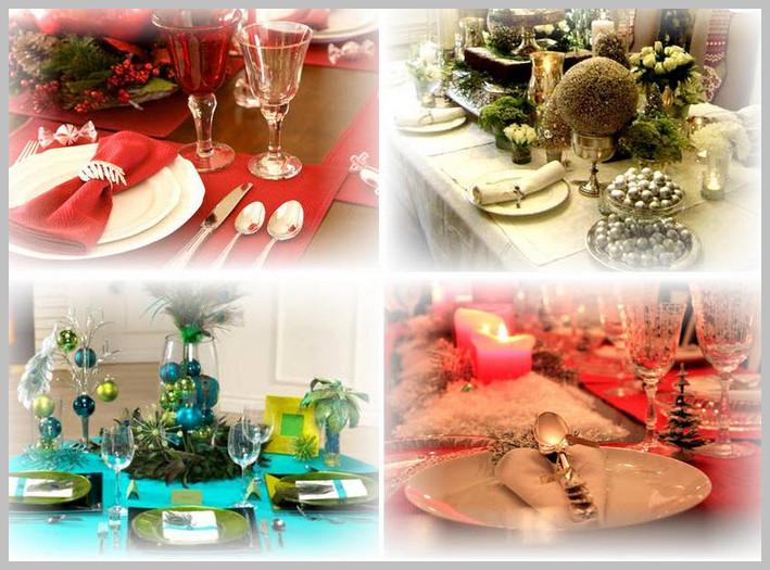Украшение Новогоднего стола: идеи и фото