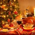 Ukrashenie_ novogodnego_ stola