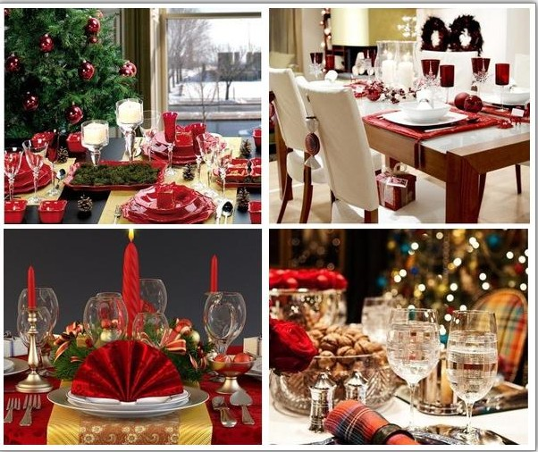 5 советов: Украшение новогоднего стола