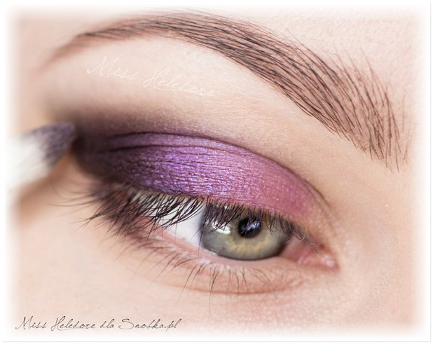 Фото красивый макияж глаз.