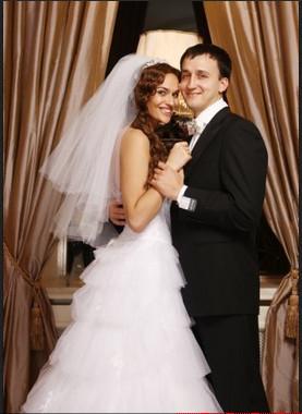 свадьба бородиной фото первая