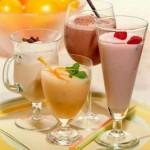 Вкуснятина: Безалкогольные коктейли