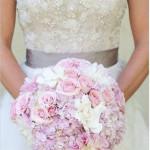 Свадебные букеты для невесты фото.