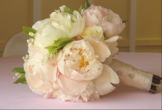 Букет из пионов свадебный, Пионы по фен шуй | Фиеста - детали