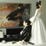 Фигурки на свадебный торт: классика и оригинальность