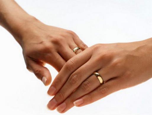 Почему кольцо носят на безымянном пальце?