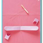Помпоны из бумаги украшаем праздник своими руками