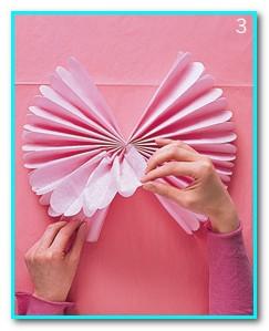 Помпоны из салфетки своими руками пошаговое фото