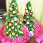 11 идей:Новогодняя елка своими руками