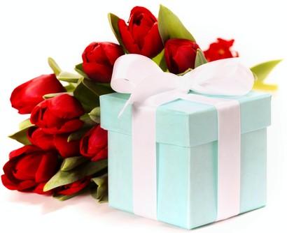 Подарок картинка на день рождения