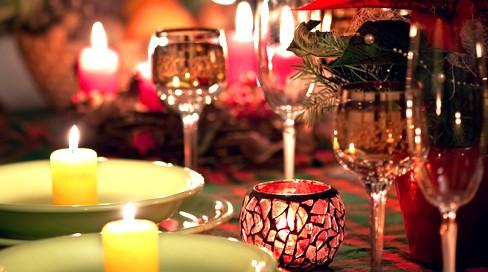 Романтический ужин при свечах дома! Что приготовить, как украсить, как провести