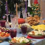Волшебный Новогодний ужин.