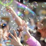 Шоу мыльных пузырей на праздник: Удивительная сказка.