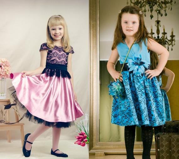 Платья на выпускной в детский сад. Советы по выбору,фото.
