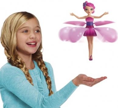 Летающая фея Flying Fairy игрушка для ваших Принцесс!