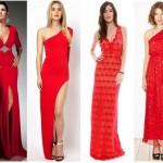 Что одеть на новый год 2016? Выбираем цвет платья, Аксессуары, Макияж.