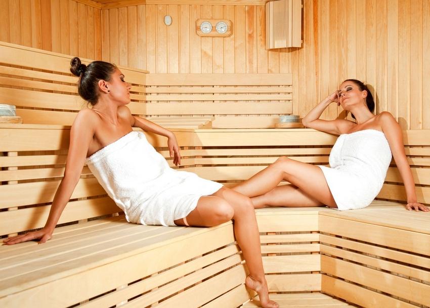 Как организовать праздник в русской бане?