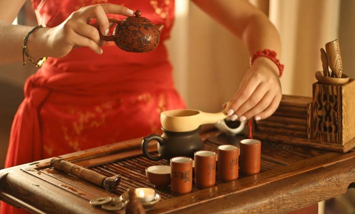 Чайная церемония или праздник из ничего.