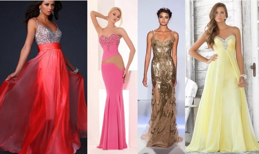 Что одеть на новый год 2018? Выбираем цвет платья, Аксессуары, Макияж.